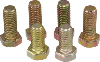 C3 Corvette 1969-1977 Seat Belt Bolt Kit