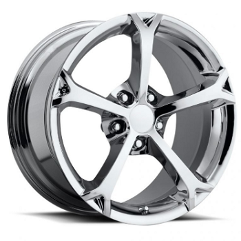 C6 Corvette Grand Sport 2006-2013 Replica Wheel - Set - 18x9.5/19x10 - Finish Option