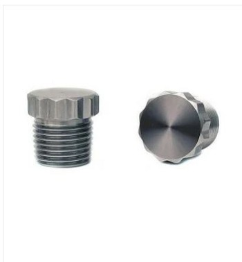 Stainless Steel Pipe Plugs - 12pt - Finish Options