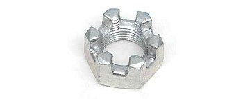 C2 C3 Corvette 1963-1982 Idler Arm Nut
