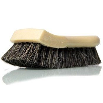 Convertible Top & Leather Horsehair Cleaning Brush