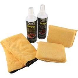 Leather Seat Cleaner & Protectant Kit - RaggTopp