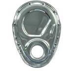 C3 C4 Corvette 1968-1991 Timing Chain Cover - Chrome
