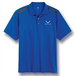 C7 Corvette 2014+ Color Block Polo - 3 Color Options