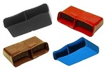 C2 C3 Corvette 1966-1968 Seat Belt Storage Pocket - GM Color Options