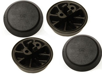 C7 Corvette Stingray/Z06/Grand Sport 2014+ Lock In/Leave In Jacking Pucks/Pads - SET OF FOUR