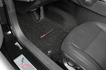 C7 Corvette Grand Sport 2017+ Lloyd Ultimat Grand Sport Floor Mats
