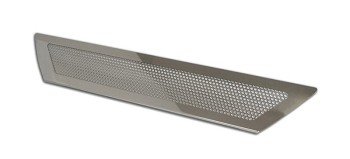 Corvette C6 Doorsills Perforated Stock 2005-2013