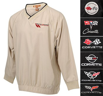 C3 C4 C5 C6 Corvette 1968-2013 Harrington Windshirt