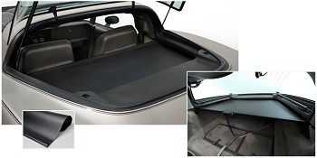 C3 Corvette 1978-1982 Rear Cargo Shade