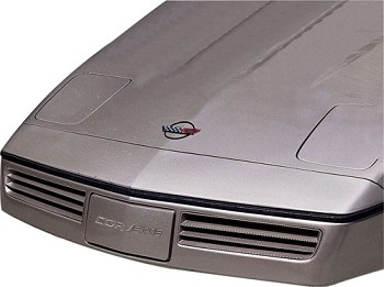 C4 Corvette 1984-1990 Parking Light Grilles