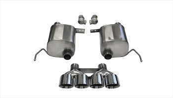 C7 Corvette Stingray/Grand Sport 2014+ Corsa Xtreme Axle-Back Exhaust System