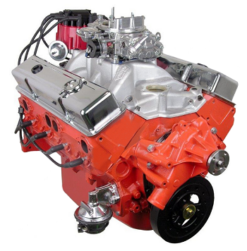 Chevy Small Block ATK 350 Complete Engine - 325HP or 375HP ...
