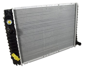 C4 Corvette 1990-1996 Replacement Radiator - Includes ZR1