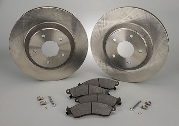 C4 Corvette 1988-1996 Replacement Brake Rotor and Pad Kits