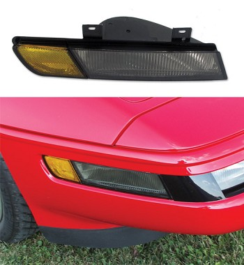 C4 Corvette 1991-1996 Front Side Marker Lights - Right / Left