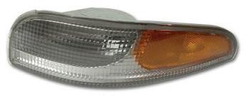 C5 Corvette 1997-2004 Parking Turn Signal Light/Bracket - Side Selection