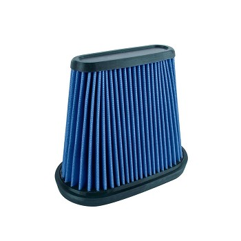 C7 Corvette Stingray / Z06 / Grand Sport 2014+ Airaid SynthaMax Dry Air Filter - Blue