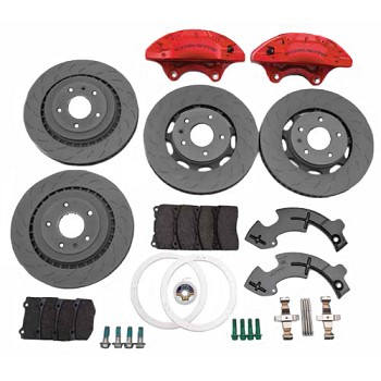 C7 Corvette Stingray 2014-2019 GM Z51 Brake Upgrade Kit