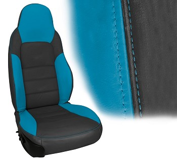 Strange C6 Corvette 2005 2011 Z06 Inspired Leather Seat Covers Ocoug Best Dining Table And Chair Ideas Images Ocougorg