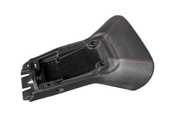 C5 Corvette 1997-2004 Leather Center Console Cover - Two Tone