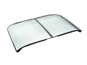 C3 Corvette 1968-1982 LOF Tempered Mirrored Glass T-Top Replacement