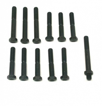 C2 Corvette 1963-1965 Exhaust Manifold Bolt Set - Fuel Injection