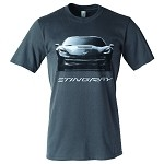 C7 Corvette Stingray 2014+ Front View T-Shirt