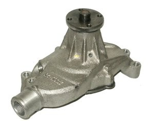 C4 Corvette 1984-1996 Water Pump - As-Cast Finish