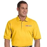 1997-2004 Men's C5 Corvette Z06 405HP Polo Shirts-6 Color Selections-Size: S-XXXL